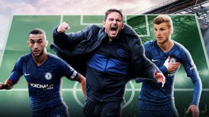Chelsea fichará a esta estrella para acompañar a Timo Werner y Hakim Ziyech (VIDEO)