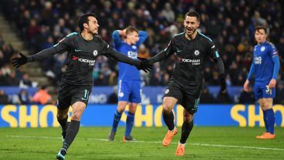 Chelsea avanzó a la semifinal de la FA Cup