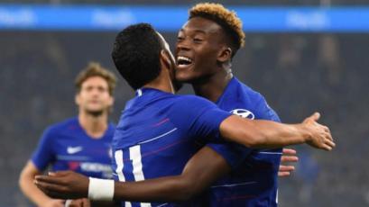 Chelsea gana en el debut de Maurizio Sarri