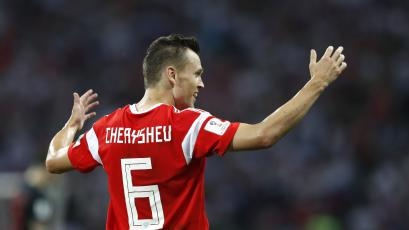 Rusia 2018: Cheryshev marcó su cuarto gol en la Copa del Mundo