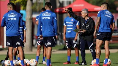 Clasificatorias Sudamericanas: Chile prepara varios cambios para enfrentar a Perú