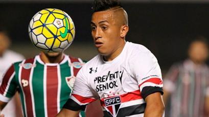 Christian Cueva:¿Qué decisión tomó la directiva del Sao Paulo?