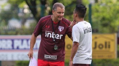 Sao Paulo y Christian Cueva buscan un triunfo en el Brasileirao
