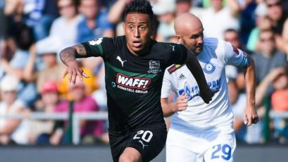 Christian Cueva jugó en clasificación del Krasnodar en la Copa de Rusia