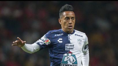 Pachuca: DT confirmó que la continuidad de Christian Cueva no está asegurada y ya se habla de Boca Juniors