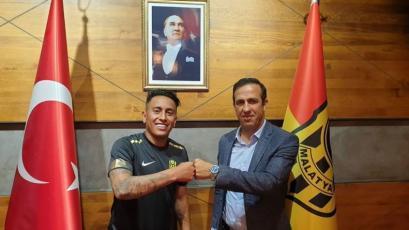 Christian Cueva: Yeni Malatyaspor, por pedido de su técnico, separó al 10 peruano