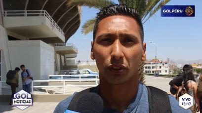 """Christian Laura: """"Unión Comercio será un rival difícil"""""""