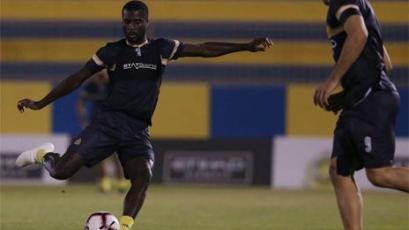Christian Ramos fue titular en la victoria del Al Nassr