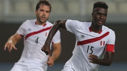 Christian Ramos será el capitán de Perú frente a Croacia