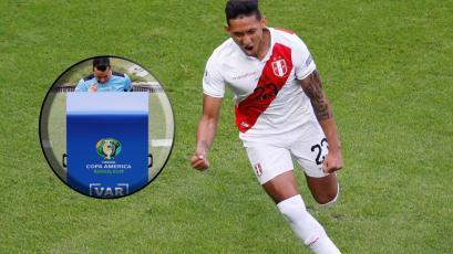 Selección Peruana vs Venezuela: así fue el gol de Christofer Gonzáles que anuló el VAR