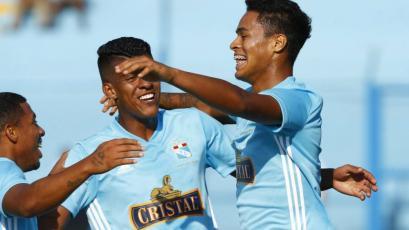 Christopher Olivares dejó el fútbol portugués y volvió a Sporting Cristal (VIDEO)