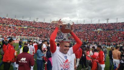 Cienciano: Los festejos en el vestuario de Marcelo Grioni y sus jugadores tras el ascenso