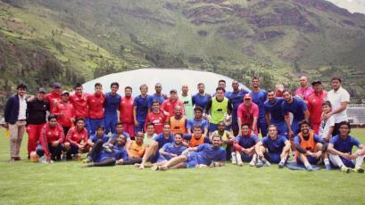 Liga1 Movistar 2020: Cienciano acabó primera fase de pretemporada en Calca y está casi listo (VIDEO)