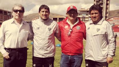 Segunda División: Héctor Quintanilla será entrenador interino de Cienciano