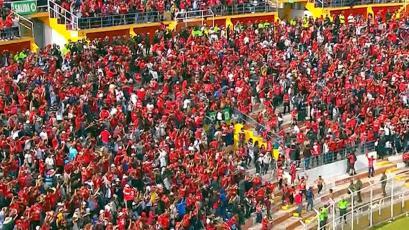 Cienciano y el impresionante marco de gente que convocó para volver a Primera División (VIDEO)