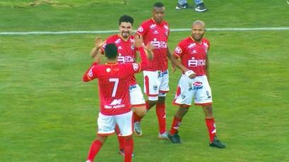Cienciano goleó 4-1 a Comerciantes Unidos en Cusco por la fecha 3 de la Liga2 y tomó la punta