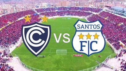 Cienciano vs Santos FC: hinchas de ambos clubes y seguidores de la Liga2 recibieron magnífica noticia