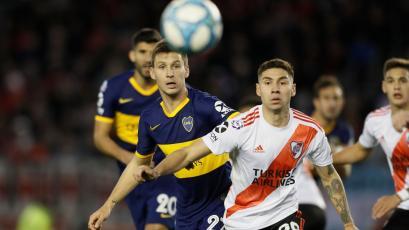 Boca y River Plate no se hicieron daño en el primer Superclásico y empataron sin goles (VIDEO)