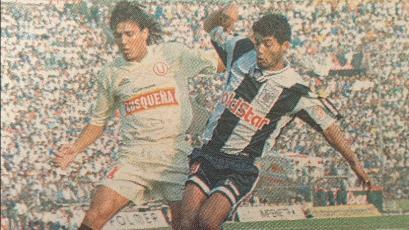 Liga1 Movistar: se cumplen 25 años de la emotiva goleada de Alianza Lima a Universitario