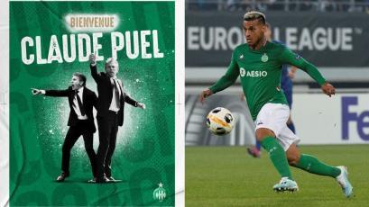 Saint-Étienne de Francia oficializó a Claude Puel como el nuevo técnico de Miguel Trauco (VIDEO)