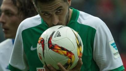 Un día como hoy, Claudio Pizarro hacía historia como goleador del Werder Bremen