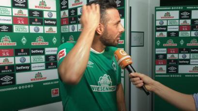 Claudio Pizarro disputó partido amistoso con el Werder Bremen y criticó a su equipo al final