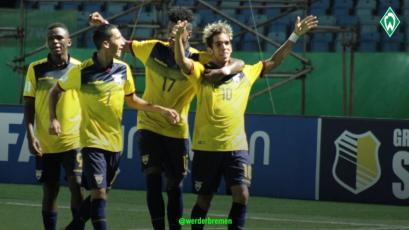 Nuevo refuerzo ecuatoriano de Werder Bremen: