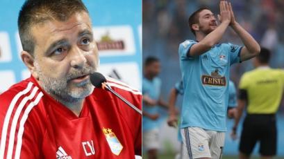 Claudio Vivas tras el retiro de Paulo Gallardo: