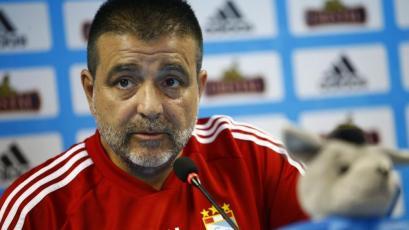 Claudio Vivas sobre Sporting Cristal: