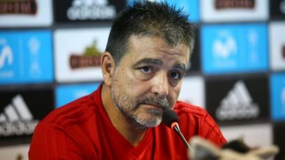 Claudio Vivas tras derrota con Ayacucho FC: