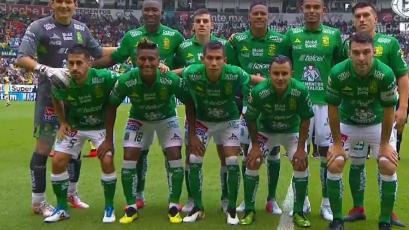 Club León, con Pedro Aquino titular, venció 2-0 al América