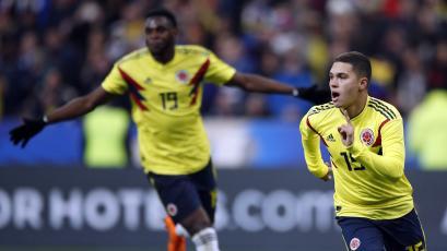 ¡Triunfazo! Colombia le volteó el partido a Francia en París