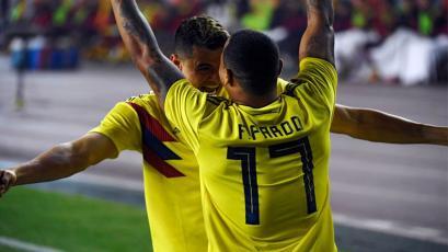 James y Falcao lideran la nómina de Colombia para la nueva Fecha FIFA