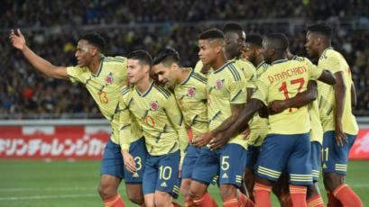 Copa América: Falcao, Cuadrado y James lideran la nómina provisional de Colombia