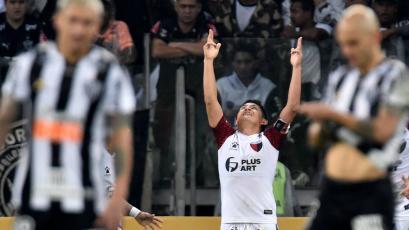 Colón eliminó al Atlético Mineiro en penales y es finalista de la Copa Sudamericana (VIDEO)