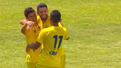 Comerciantes Unidos goleó 3-0 a Alianza Lima