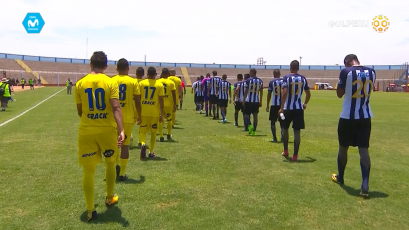 Comerciantes Unidos venció 3-0 a Alianza Lima