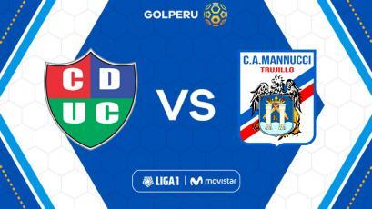 Unión Comercio y Carlos A Mannucci se miden en el IPD de Moyobamba