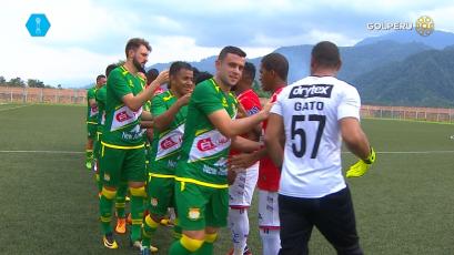 Sport Huancayo derrotó 4-1 a Unión Comercio