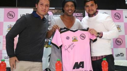 Con Ronaldinho en el equipo titular, Sport Boys se mide ante Academia Cantolao
