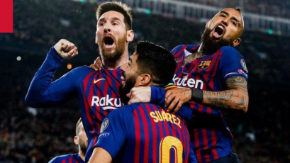 Champions League: Barcelona le saca ventaja al Liverpool en la ida (3-0)