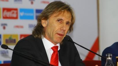 Confirmado: Ricardo Gareca renovó su contrato con la Selección Peruana hasta 2021