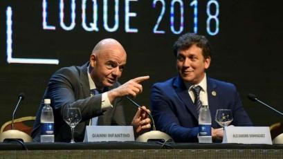 CONMEBOL pidió a la FIFA tomar decisiones inmediatas para el futuro del fútbol