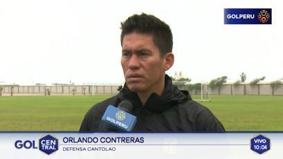 Orlando Contreras: