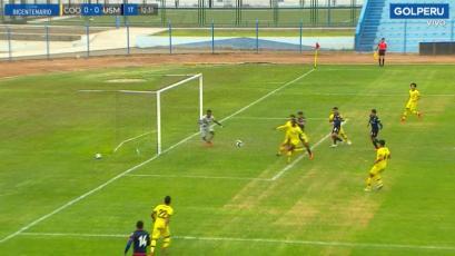 Copa Bicentenario: Coopsol eliminó a San Martín en dramática tanda de penales en Huacho
