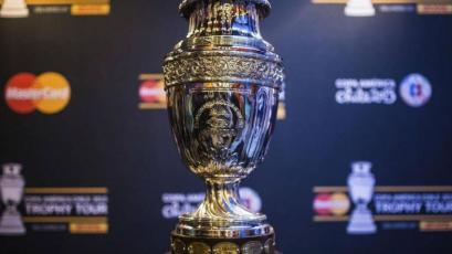 Presidente de Conmebol confirmó la próxima Copa América para el 2021