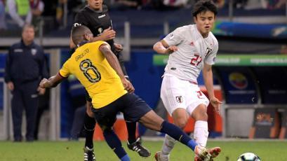 Copa América Brasil 2019: Ecuador y Japón quedaron eliminados luego de empatar (1-1)