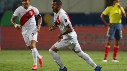 Selección Peruana: así fue el gol de Sergio Peña frente a Colombia por Copa América (VIDEO)