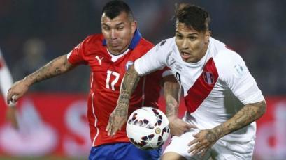 Un día como hoy, Perú enfrentó a Chile en la semifinales de la Copa América 2015