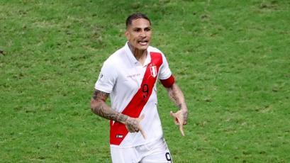 Paolo Guerrero: